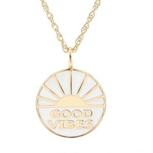 Free People - Good Vibes Necklace by Kris Nations